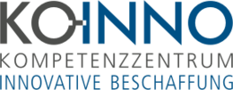 KOINNO Kompetenzzentrum innovative Beschaffung Logo